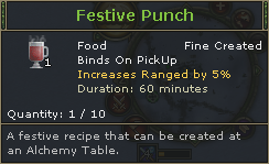Festive Punch