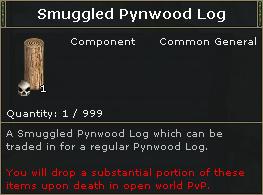 SmuggledPynwoodLog