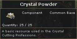 Crystal Powder