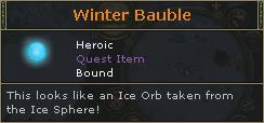 WinterBauble