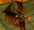 Demonic Keeper