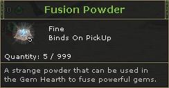 FusionPowder