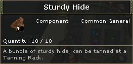 SturdyHide