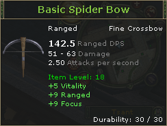Basic Spider Bow