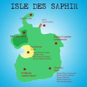 Isledessaphir