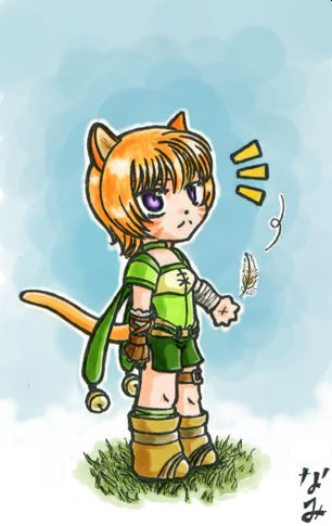 FE Lethe and a Feather by M1NAM1