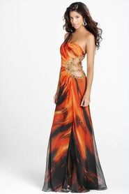 Aria's Dress