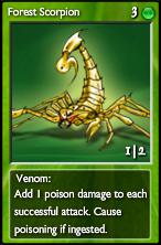 ForestScorpion