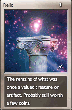 Relic (Upgraded)