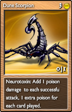 DuneScorpion