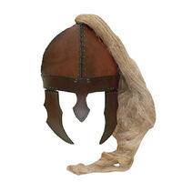 Leather-Helmet