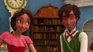 Elena tells Mateo about keeping Esteban away