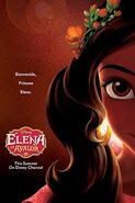 Elena Of Avalor Poster 3