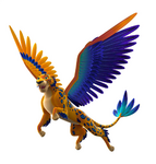 Skylar flying