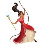 Princess Elena Swinging