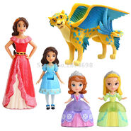 Elena Adventure Set With Sofia The First