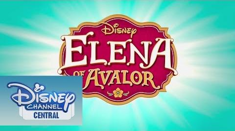 Elena of Avalor - Theme Song (Spanish Version)