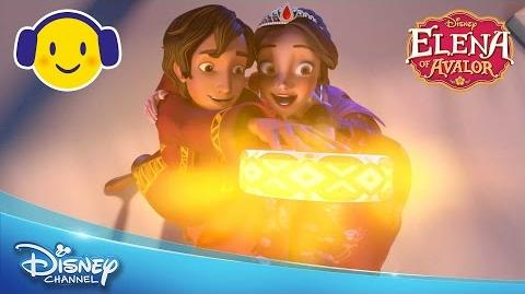 Elena of Avalor Look Inside Yourself Official Disney Channel UK