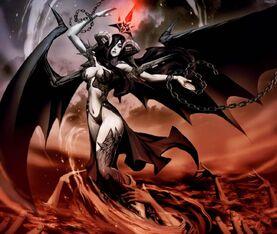 Flying-female-demon-photos-3