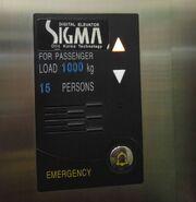 SIGMA lift plate