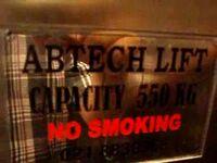 Abtech Lift badge