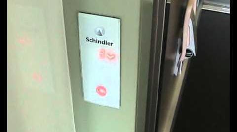 Beautiful 2006 Schindler 3300 elevator @ Ereprijs Sittard