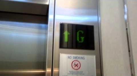 Ibis Bangkok Siam Brand New Schindler Traction Elevators
