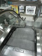 CNIM Escalator