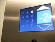 ThyssenKrupp DSC Carl LCD Display