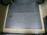 SM escalator plate JKT