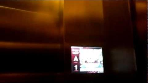 Eastin Grand Hotel Sathon, Bangkok Brand New Otis Traction Elevators