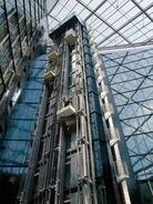 ThyssenKrupp Twin Elevators