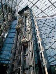 ThyssenKrupp Twin Elevators
