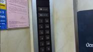 Fujitec Button 90s TH