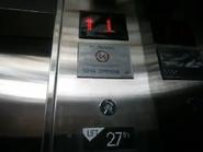 Schindler D-Line LED Red Indicator