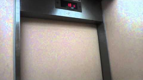 Blk 220 Kovan Residental HDB - Fujitec High-Speed Elevator