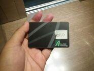 PORT card front