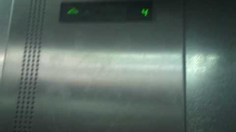 Thyssen Traction Elevator