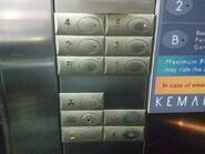Orona inside buttons JKT ID