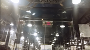 1984 Fujitec Car Floor Indicator