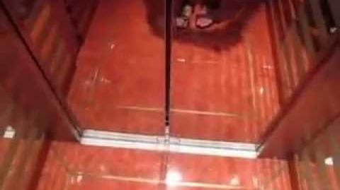Modded Schindler Elevator at Discovery Kartika Plaza Hotel, Bali (Left Wing)