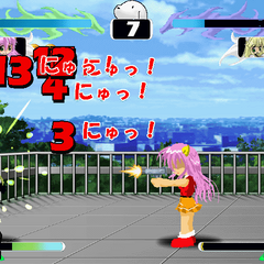 Nyu shot to the Mariko clone.