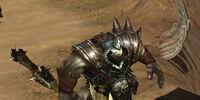 Demon Guild Axeman