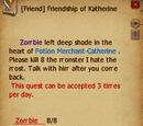 Friendship of Katherine