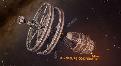 Vonarburg coop
