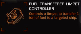 FuelTransfererLimpetController Ingame