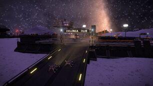Colonia Hub