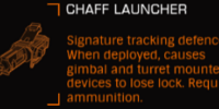 Chaff Launcher