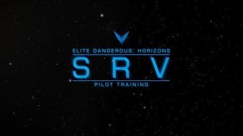 SRV - Elite Dangerous Horizons Pilot Training