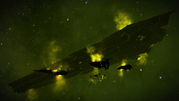 Thargoid Attack Aftermath